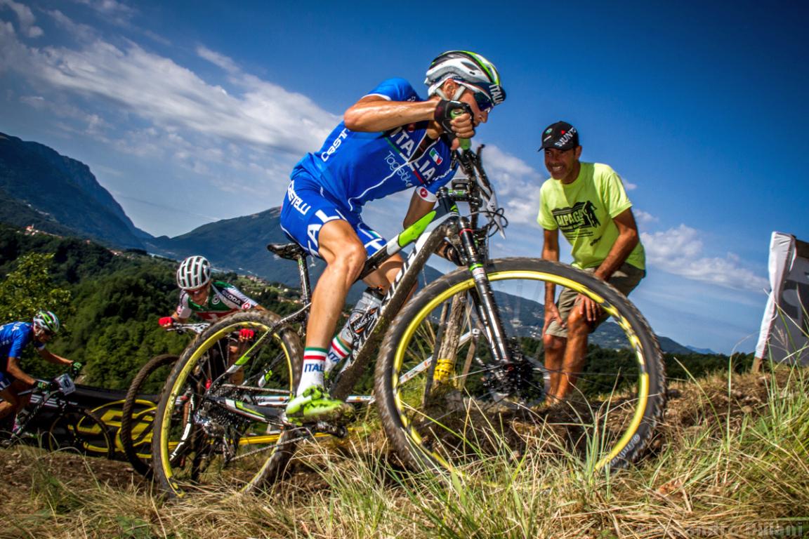 Mistrzostwa Europy MTB 2015 Chies d'Alpago Włochy u23 mężczyźni orliki 011