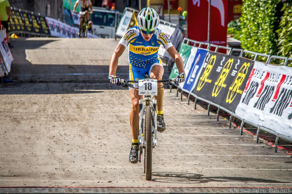 Mistrzostwa Europy MTB 2015 Chies d'Alpago Włochy u23 mężczyźni orliki 023