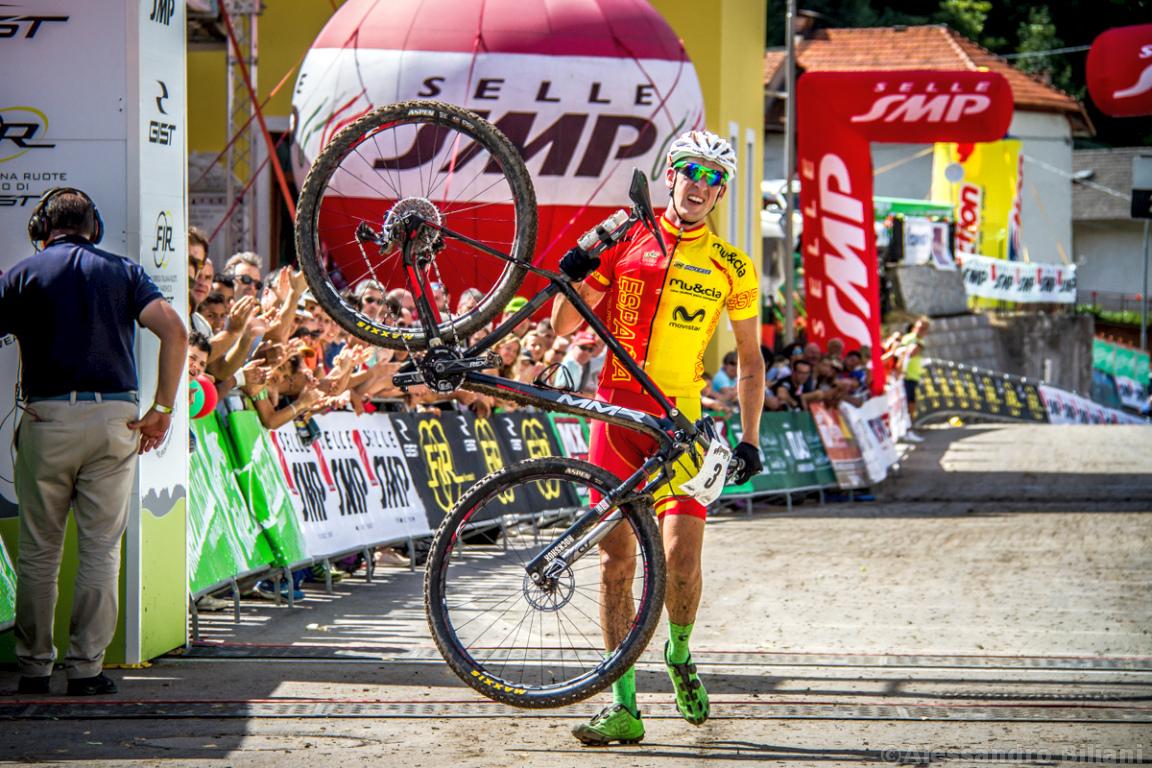 Mistrzostwa Europy w kolarstwie górskim 2015 – Chies d'Alpago, Włochy – orliki [galeria]