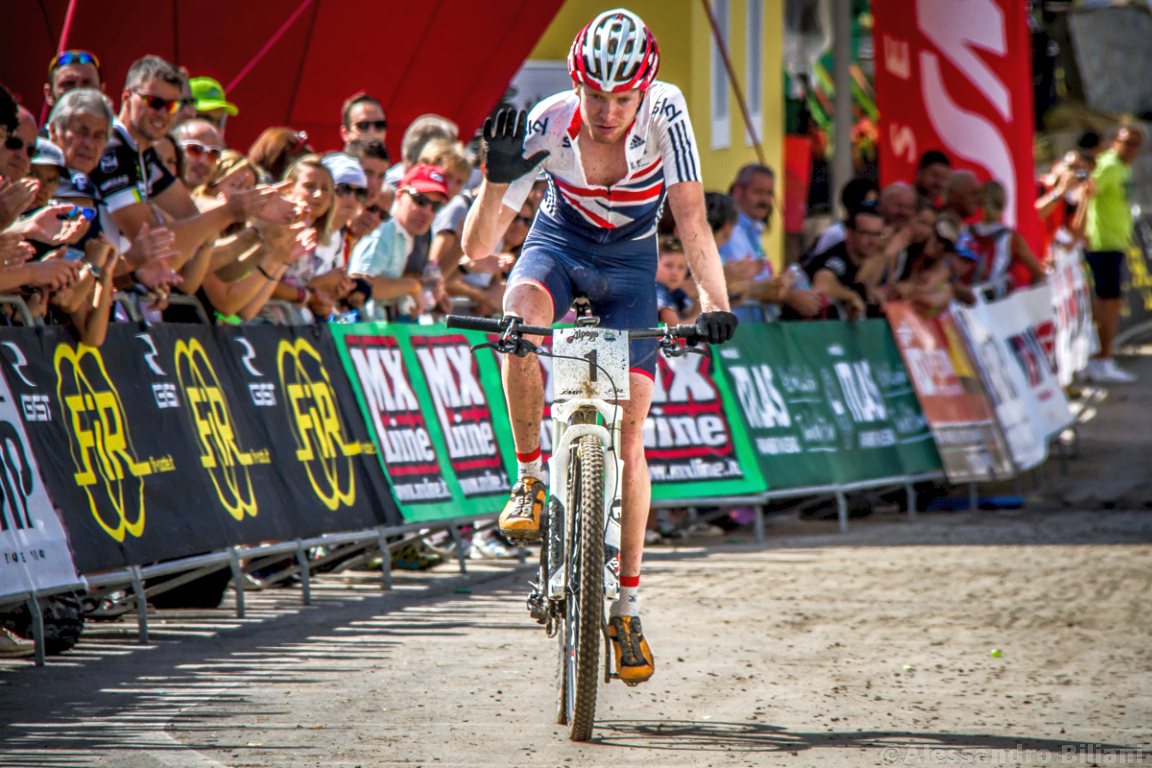 Mistrzostwa Europy MTB 2015 Chies d'Alpago Włochy u23 mężczyźni orliki 027
