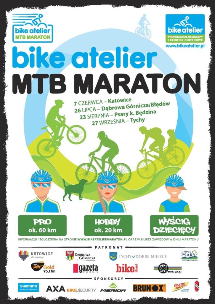 Plakat_Bike_Atelier_MTB_Maraton