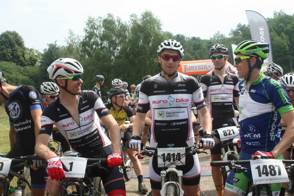 Bartosz Kołodziejczyk (Euro Bike Kaczmarek Electric) – Bike Cross Maraton – Binduga