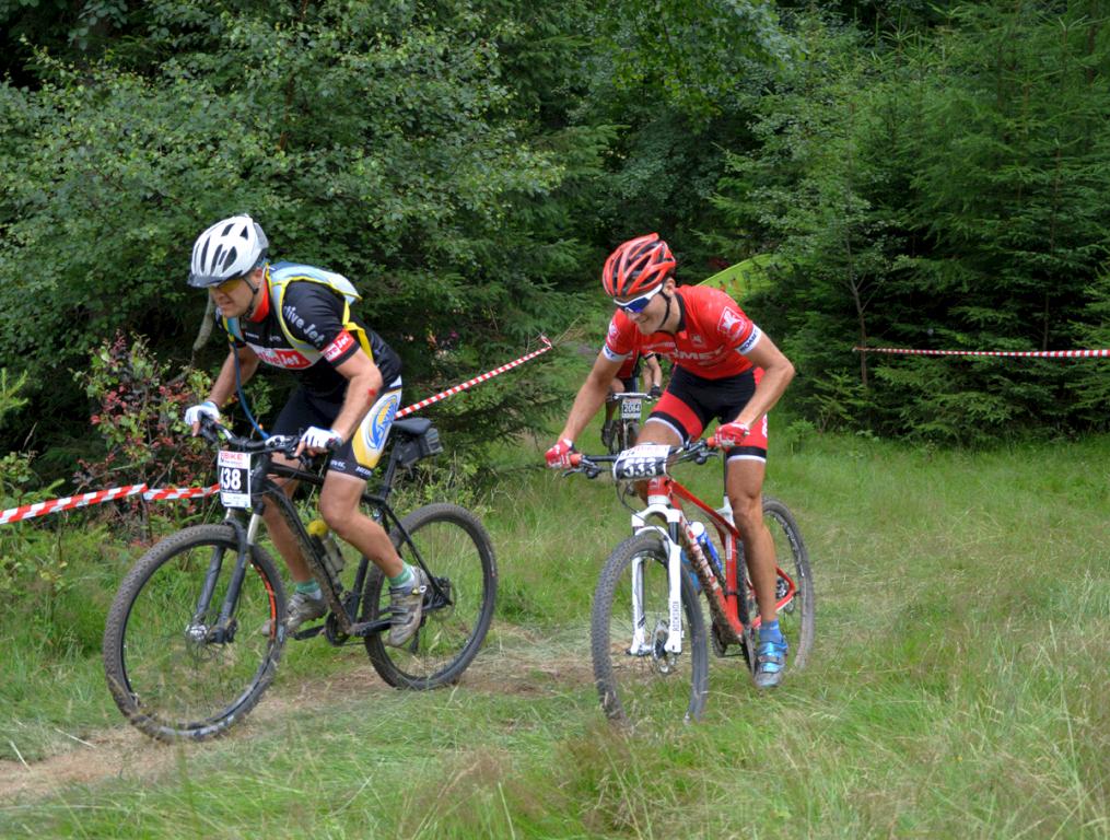 Bartosz Janowski (Romet Racing) – Bike Maraton – Szklarska Poręba