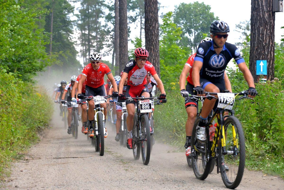 Piotr Kurczab (SGR Srebrna Góra) – Bike Maraton / PP XCM – Bielawa