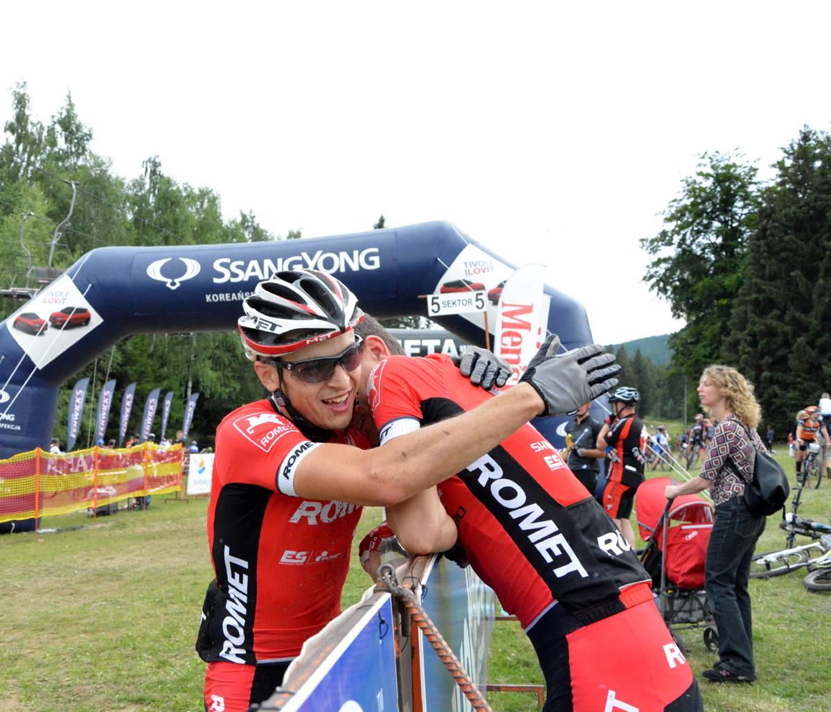 Dominik Grządziel (Romet Racing) – Bike Maraton – Szklarska Poręba