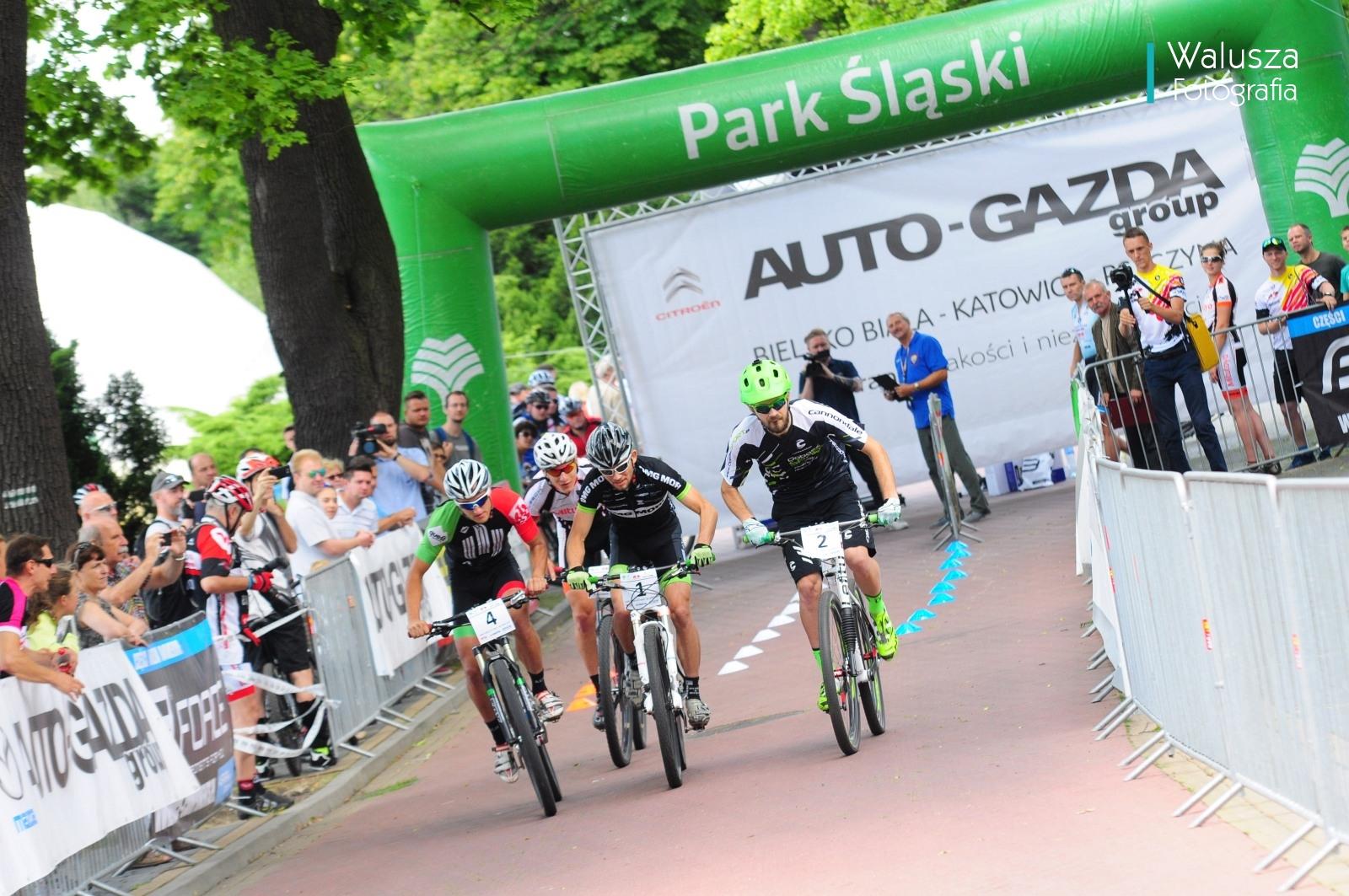 [PR] Park Śląski gościł sprinterów