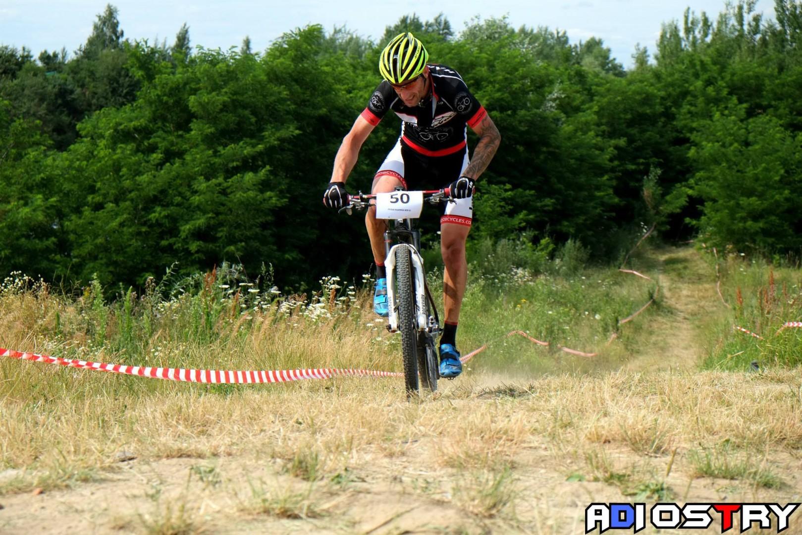 Jakub Wolcendorf (Jakoobcycles.com) – Puchar Mazowsza MTB XC – Grójec