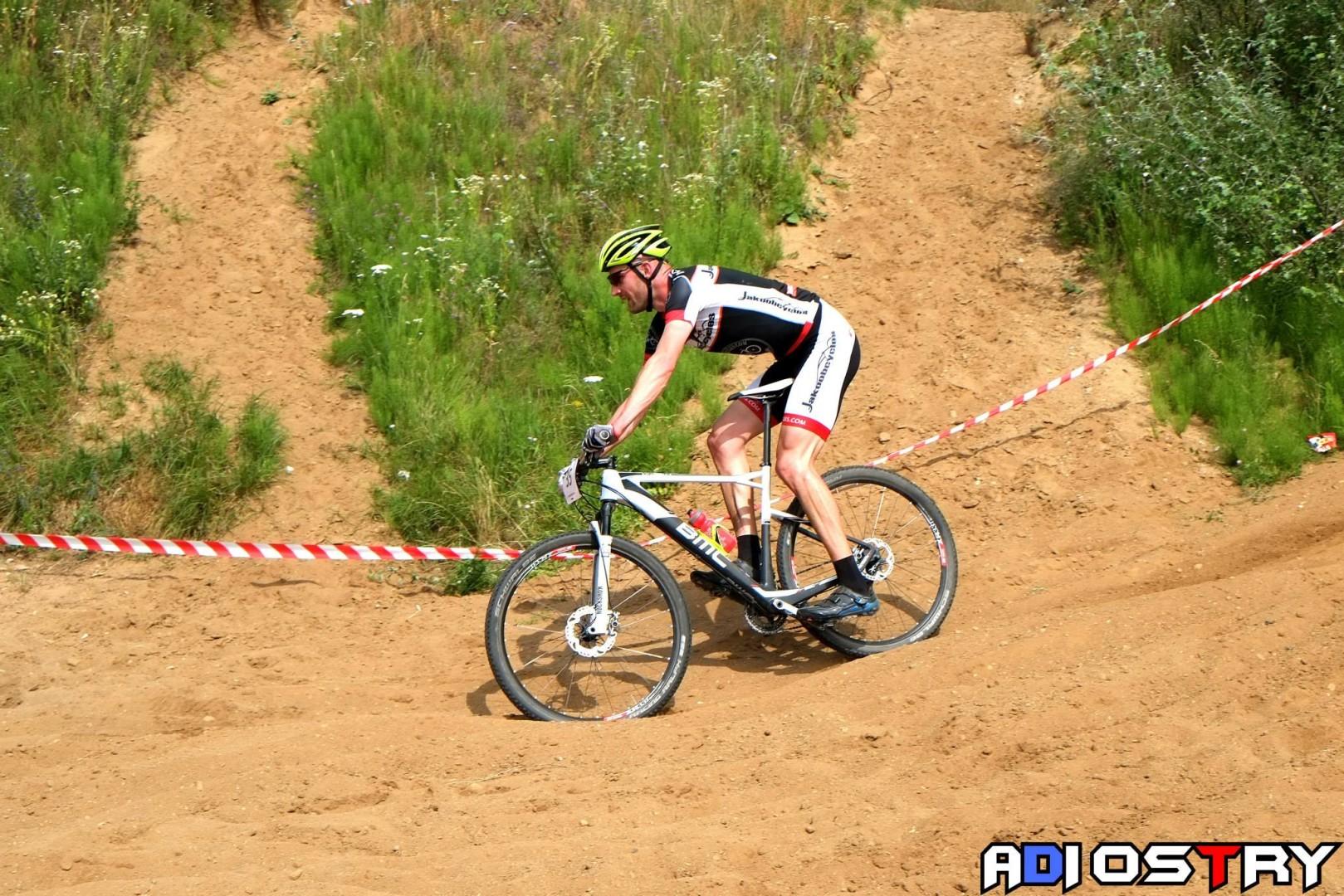 Jarosław Wolcendorf (Jakoobcycles.com) – Puchar Mazowsza MTB XC – Grójec