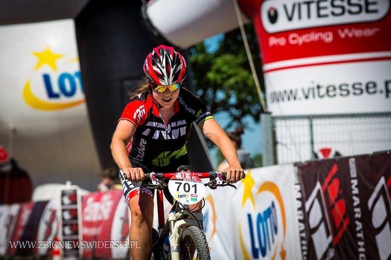 Katarzyna Pakulska (TRW Cloudware) – Poland Bike – Wąchock
