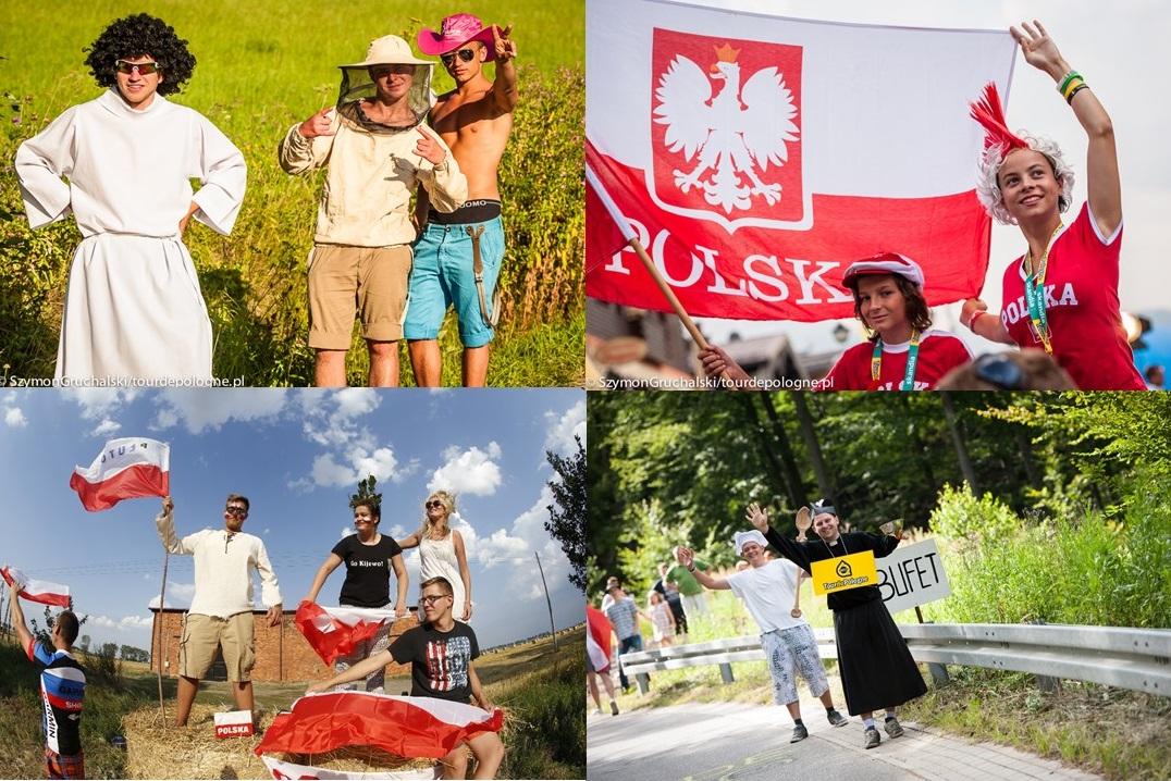 [PR] #kibicujemykolarzom – konkurs na najciekawszą dekorację podczas 72. Tour de Pologne