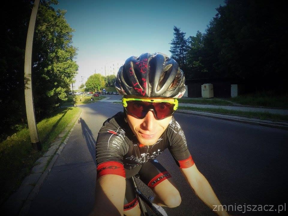 Mateusz Zdanowicz (Hotel Cztery Brzozy Gdańsk) – Gdański Tour Bikerów / III Kociewski Maraton