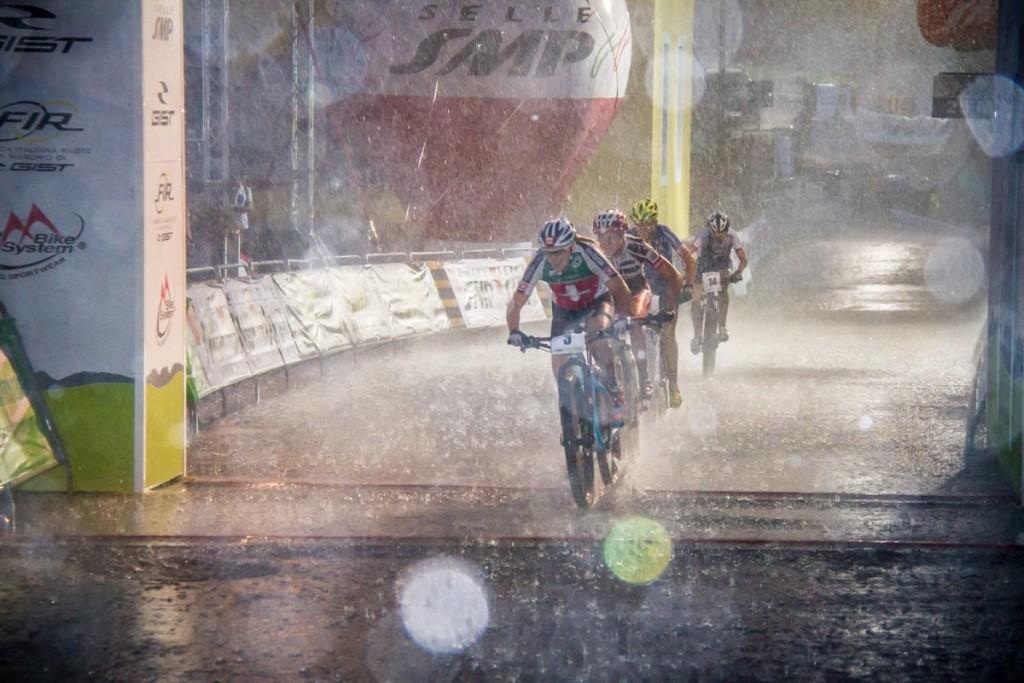 me mtb 2015 eliminator kwalifikacje deszcz
