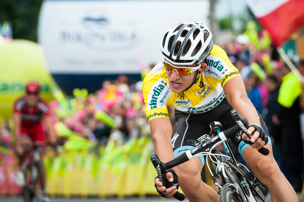 [PR] Michał Kwiatkowski na starcie 72. Tour de Pologne
