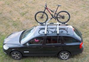 Bagażnik rowerowy Whispbar WB201 12