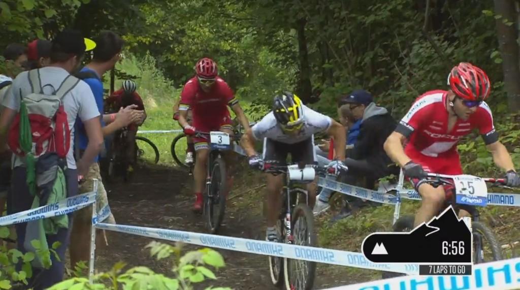 Turbina w skodzie zaczyna gasnąć, a Nino pokazuje jak Ewa Chodakowska nauczyła go robić pompki na rowerze