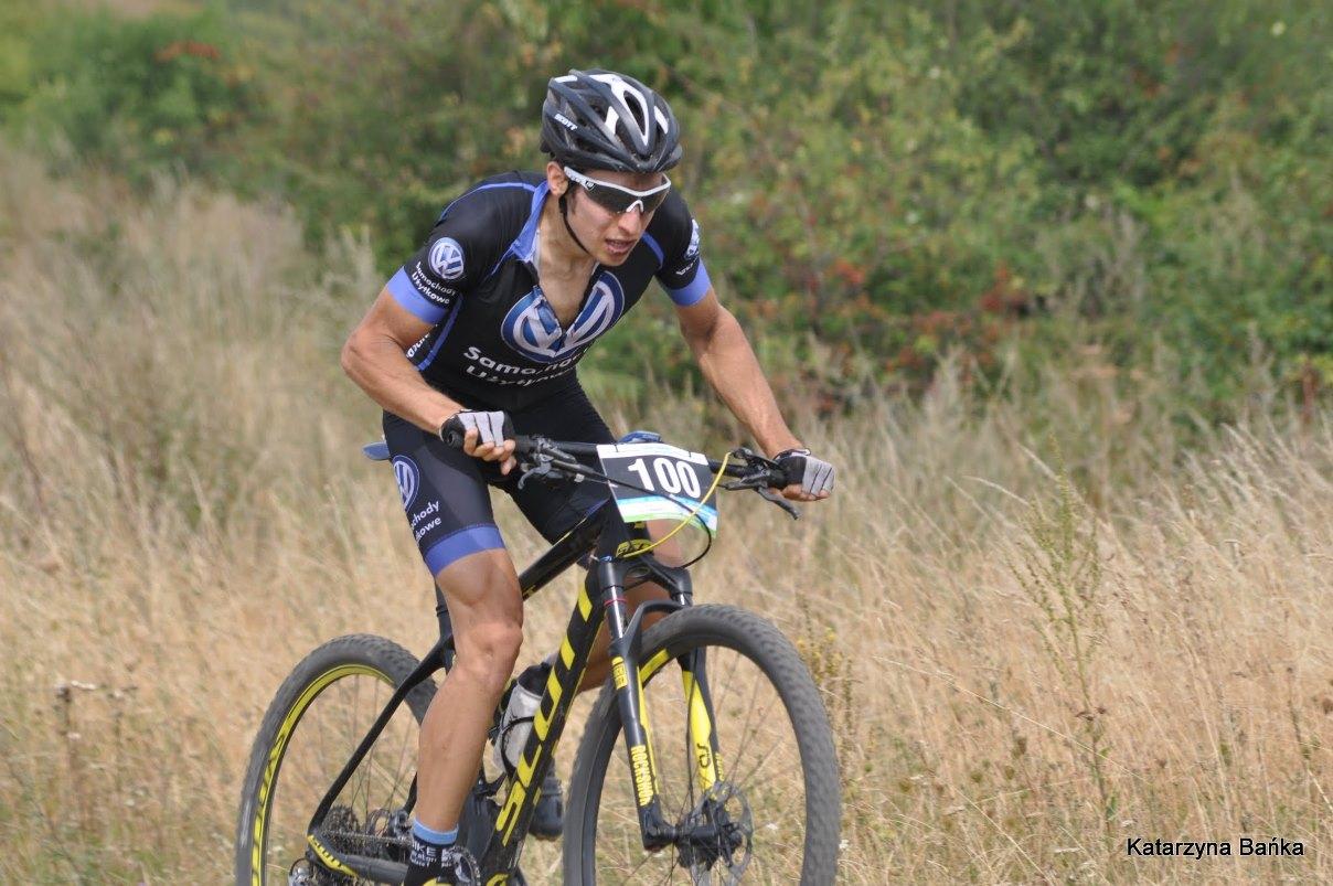 Pod górę w Psarach: 3. etap Bike Atelier MTB Maratonu za nami [pr]