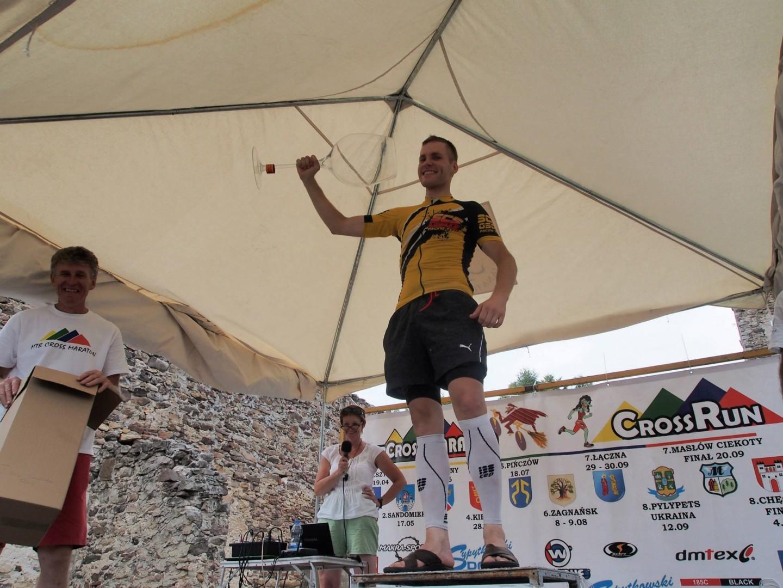 Jacek Skonieczny (SCS OSOZ) – MTB Cross Maraton – Zagnańsk