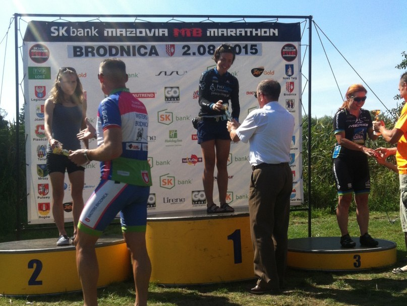 Katarzyna Łysek (ProCycling.pl) – Mazovia MTB – Brodnica