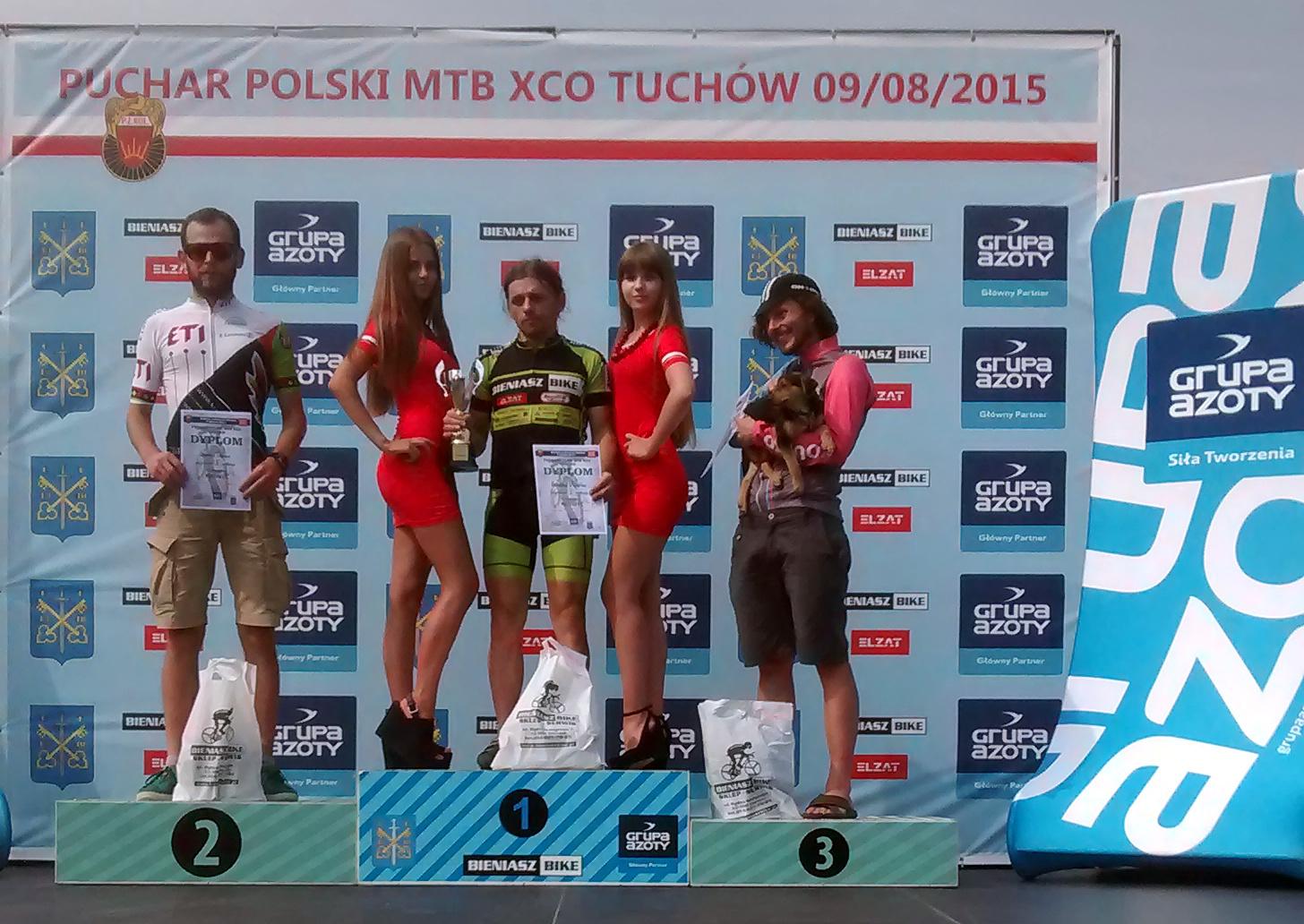 Marek Tyniec (XOUTED.COM) – Puchar Polski XCO – Tuchów