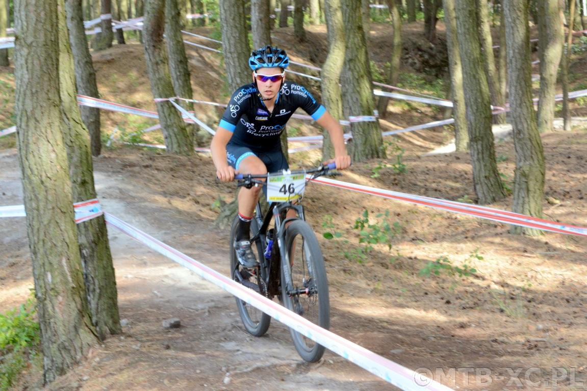 Maciej Jeziorski (KROSS ProCycling.pl) – Memoriał Marka Galińskiego – Gielniów