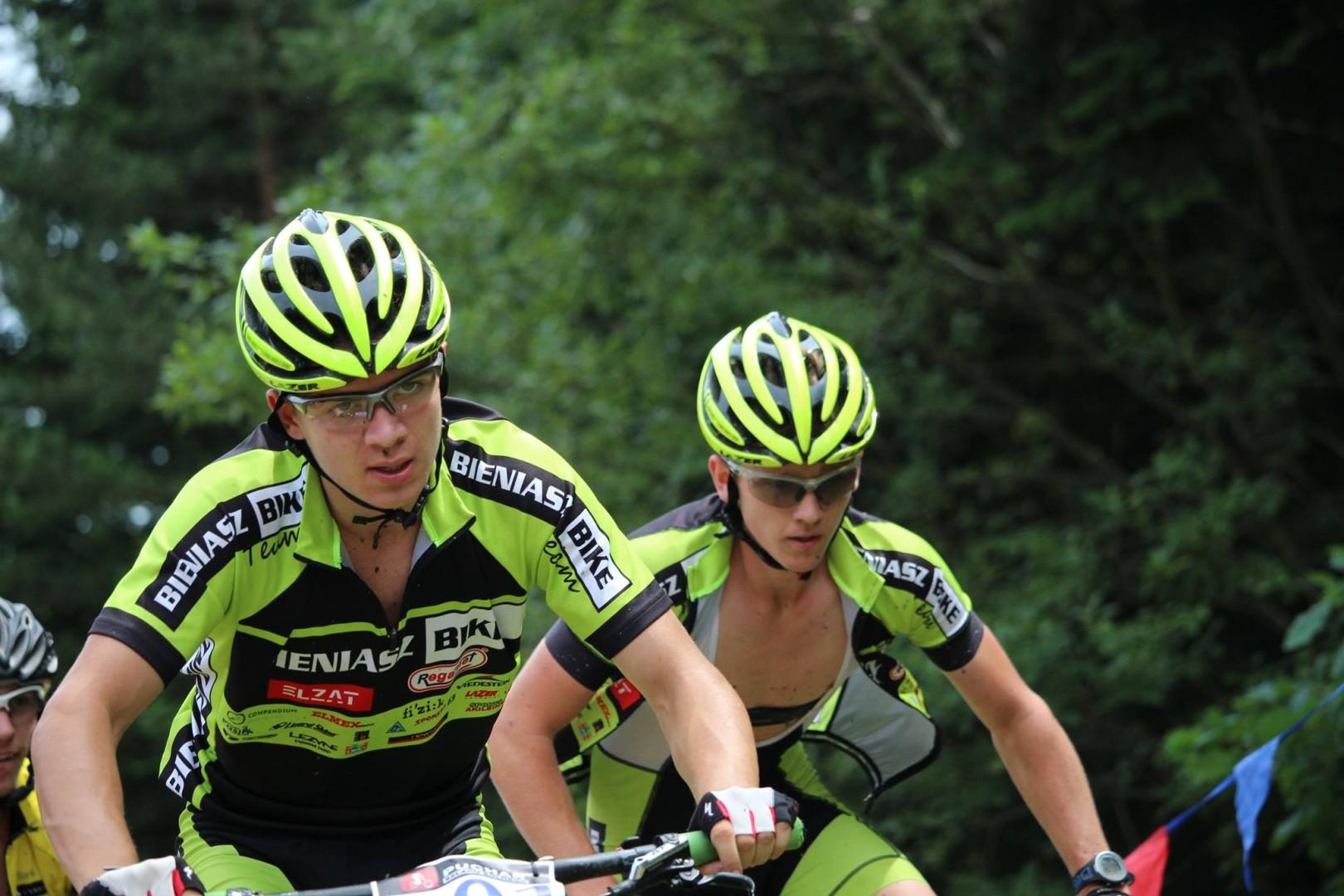 Michał Topór (KCP Elzat Bieniasz Bike) – Puchar Szlaku Solnego – Kasina Wielka