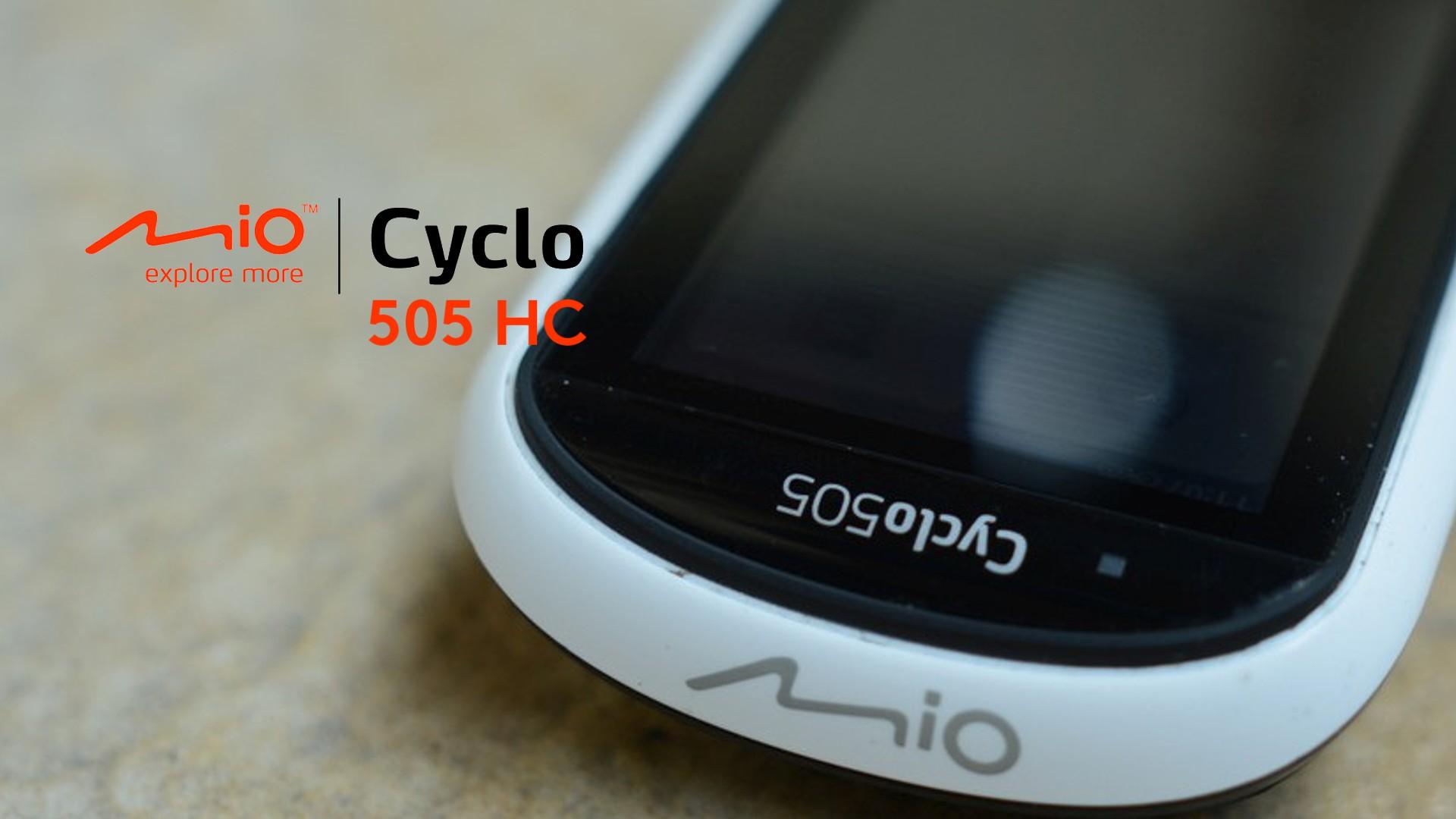 Aktualizacja oprogramowania dla urządzeń Mio Cyclo