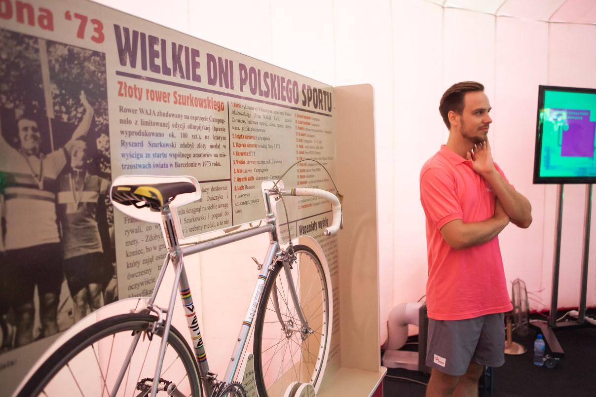 [PR] Mistrzowski rower, bike-fitting i inne atrakcje na metach TdP