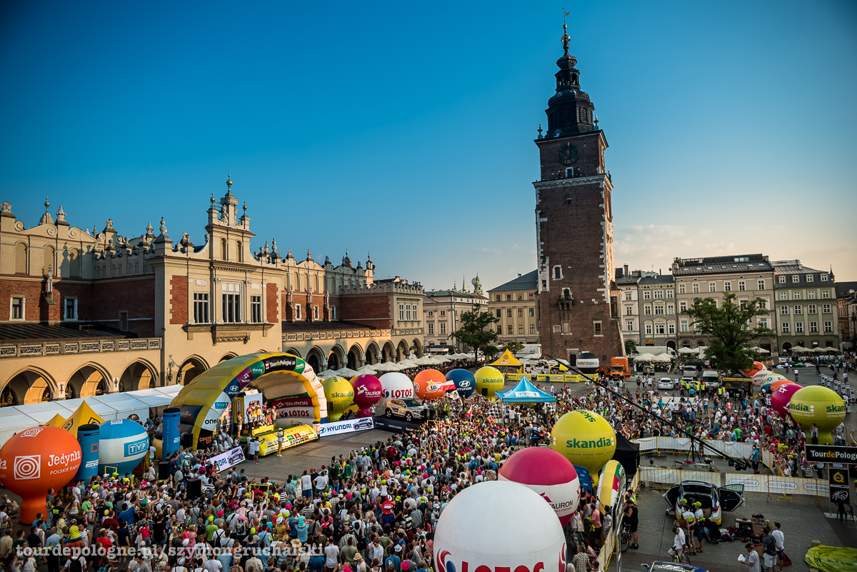 [PR] Tour de Pologne oglądany w 90 państwach