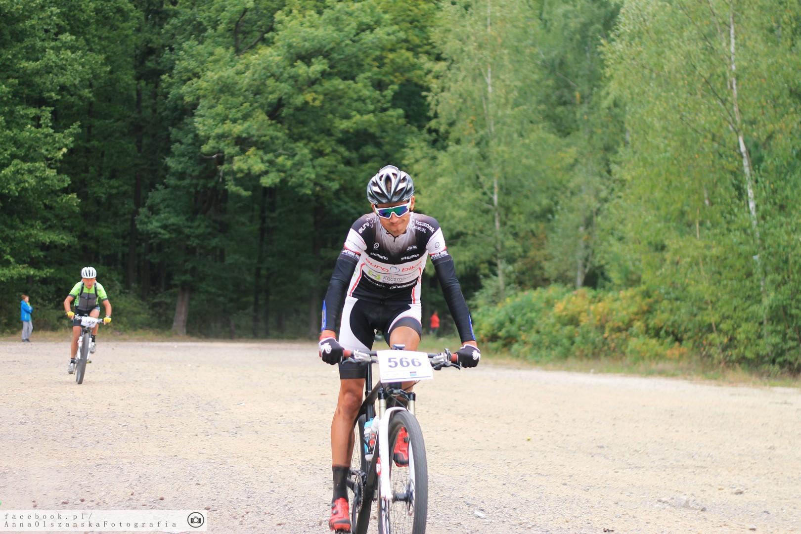 Bartosz Kołodziejczyk (Euro Bike Kaczmarek Electric) – Skandia Maraton – Dąbrowa Górnicza / MP XCM – Obiszów