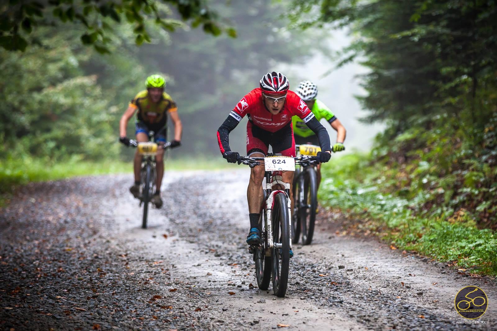 Dominik Grządziel (Romet Racing) – Cyklokarpaty – Wierchomla