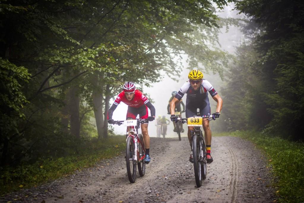 Dominik Grządziel (Romet Racing) - Cyklokarpaty - Wierchomla 2