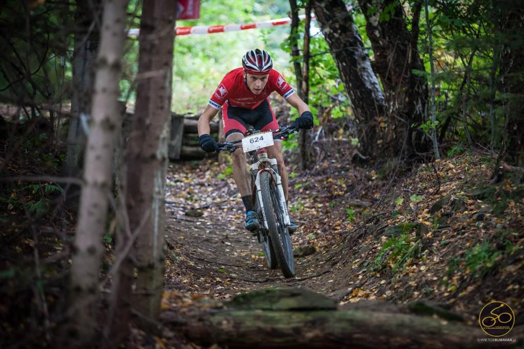 Dominik Grządziel (Romet Racing) - Cyklokarpaty - Wierchomla 3