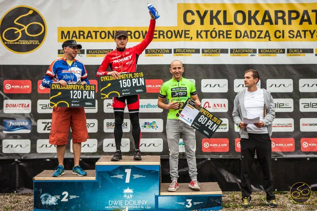 Dominik Grządziel (Romet Racing) - Cyklokarpaty - Wierchomla 4