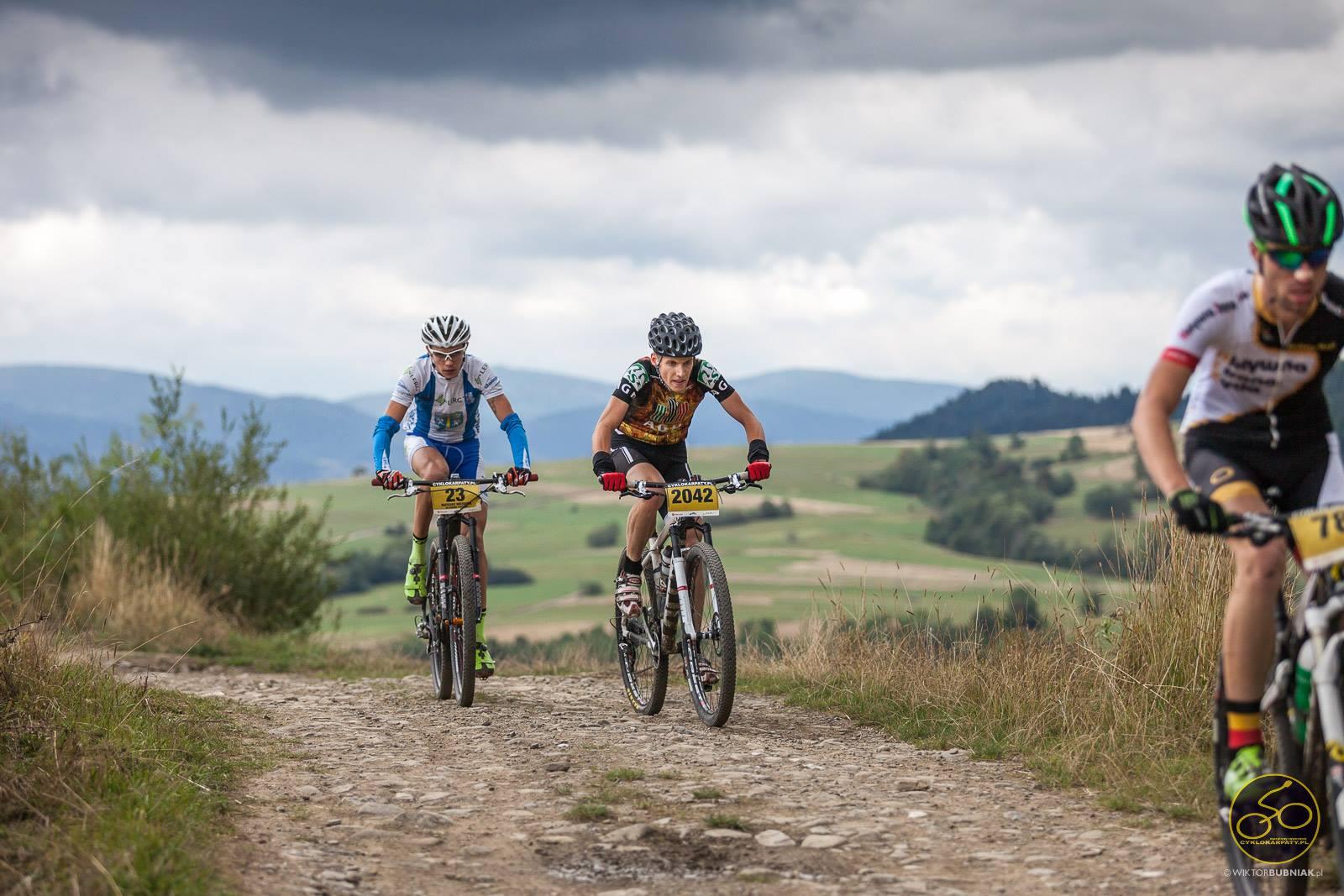 Karol Rożek – AGH Cycling – Cyklokarpaty – Koninki