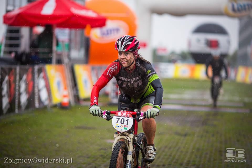 Katarzyna Pakulska (TRW Cloudware) – Poland Bike – Kielce
