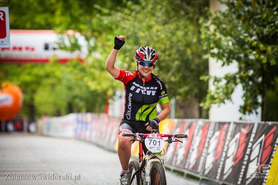 Katarzyna Pakulska (TRW Cloudware) – Poland Bike – Konstancin Jeziorna