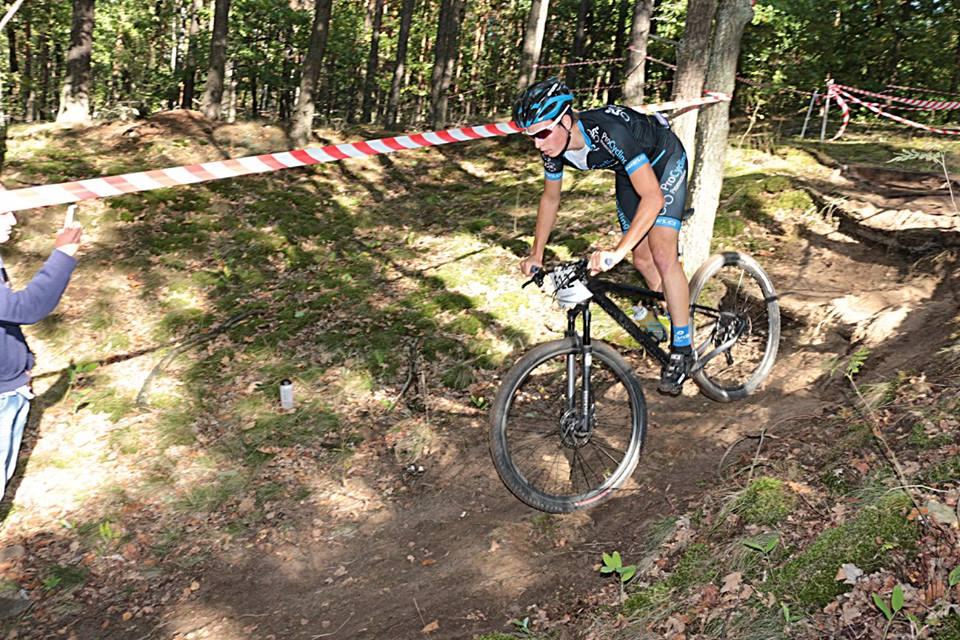 Maciej Jeziorski (ProCycling.pl) - Puchar Mazowsza - Kobyłka