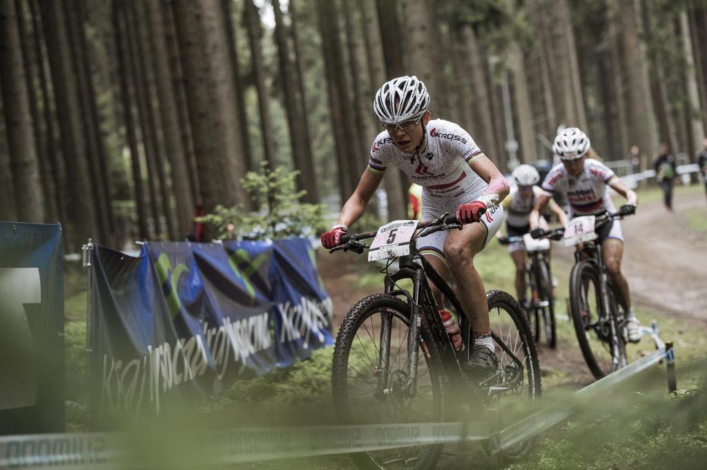 Maja Włoszczowska (Kross Racing Team) o sezonie 2015