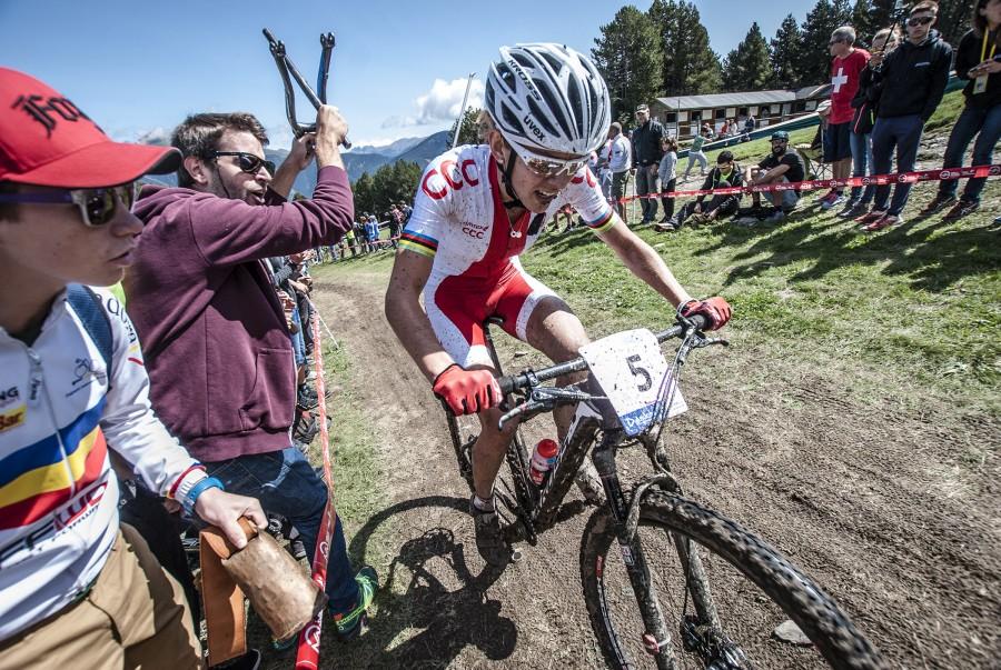 Maja Włoszczowska 6-ta na Mistrzostwach Świata w Andorze [PR]