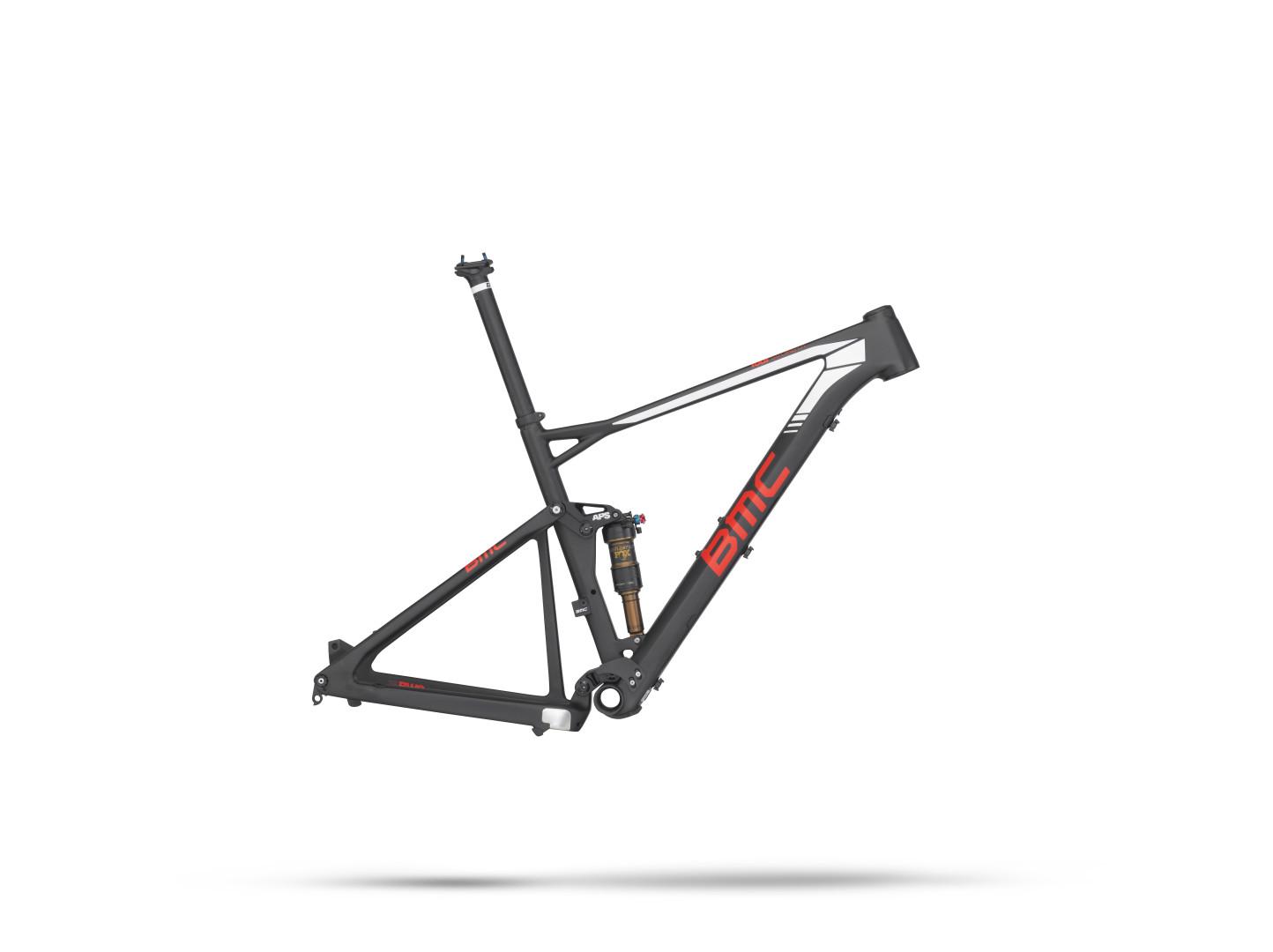 Rowery górskie BMC fourstroke w nowej odsłonie [PR]
