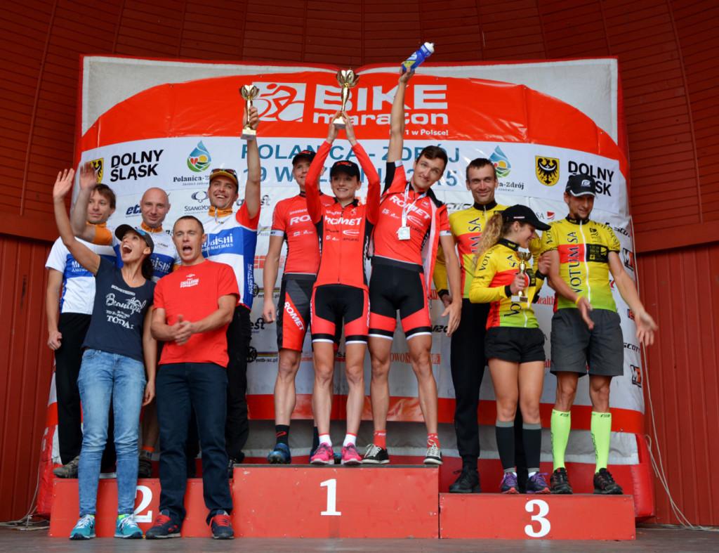Romet Racing - Bike Maraton - Polanica-Zdrój