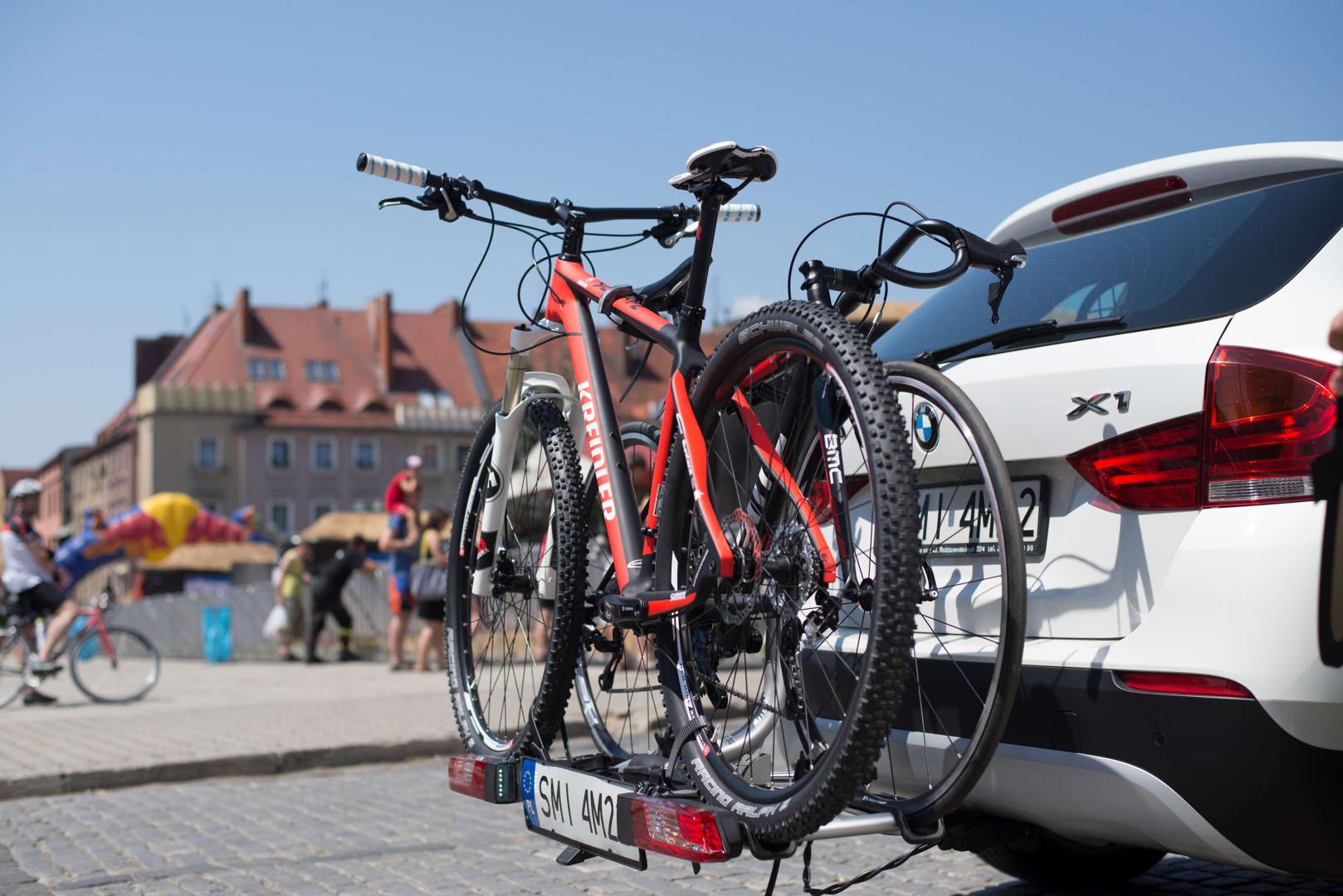 Taurus CarryOn – nowa jakość w transporcie rowerów [PR]