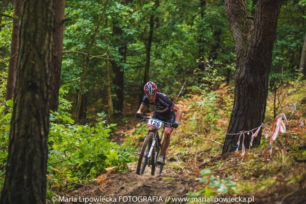 Łukasz Matusiak (Gatta Bike) - Hurom XC Cup - Mroczków Duży