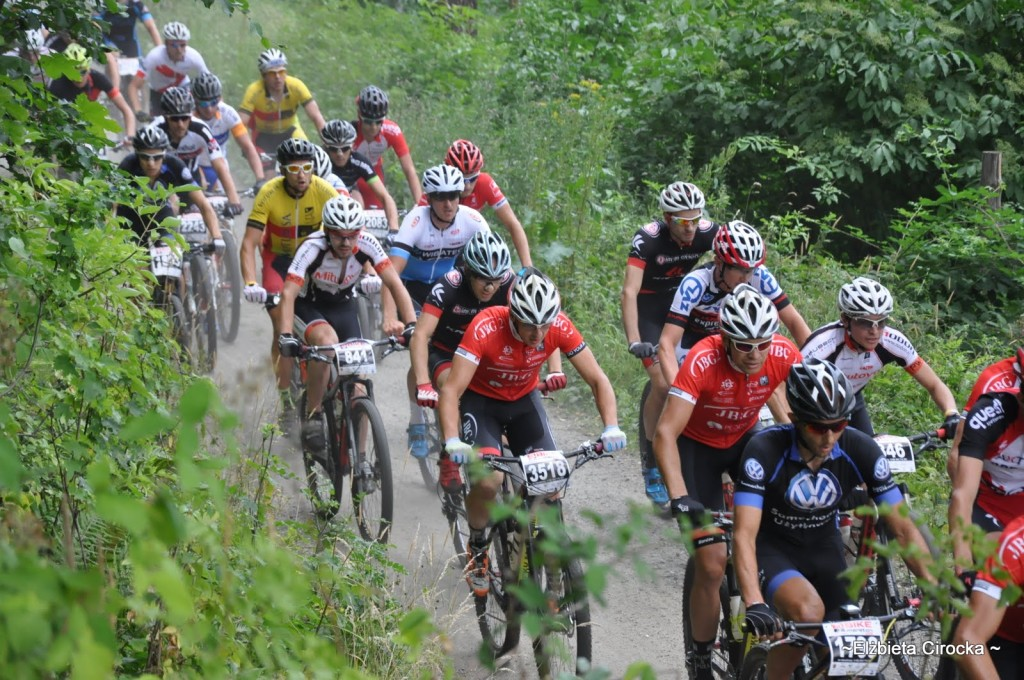 [4] bike maraton - bielawa - fot. Ela Cirocka