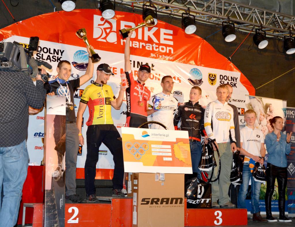 Bartosz Janowski (Romet Racing) - Bike Maraton - Świeradów Zdrój 5
