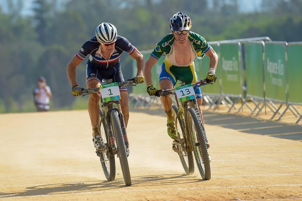 Henrique Avancini (Cannondale Factory Racing) – Aquece Rio – Rio 2016, Brasil