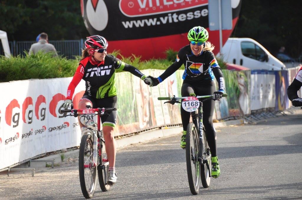Katarzyna Pakulska (TRW Cloudware) – Poland Bike – Wawer