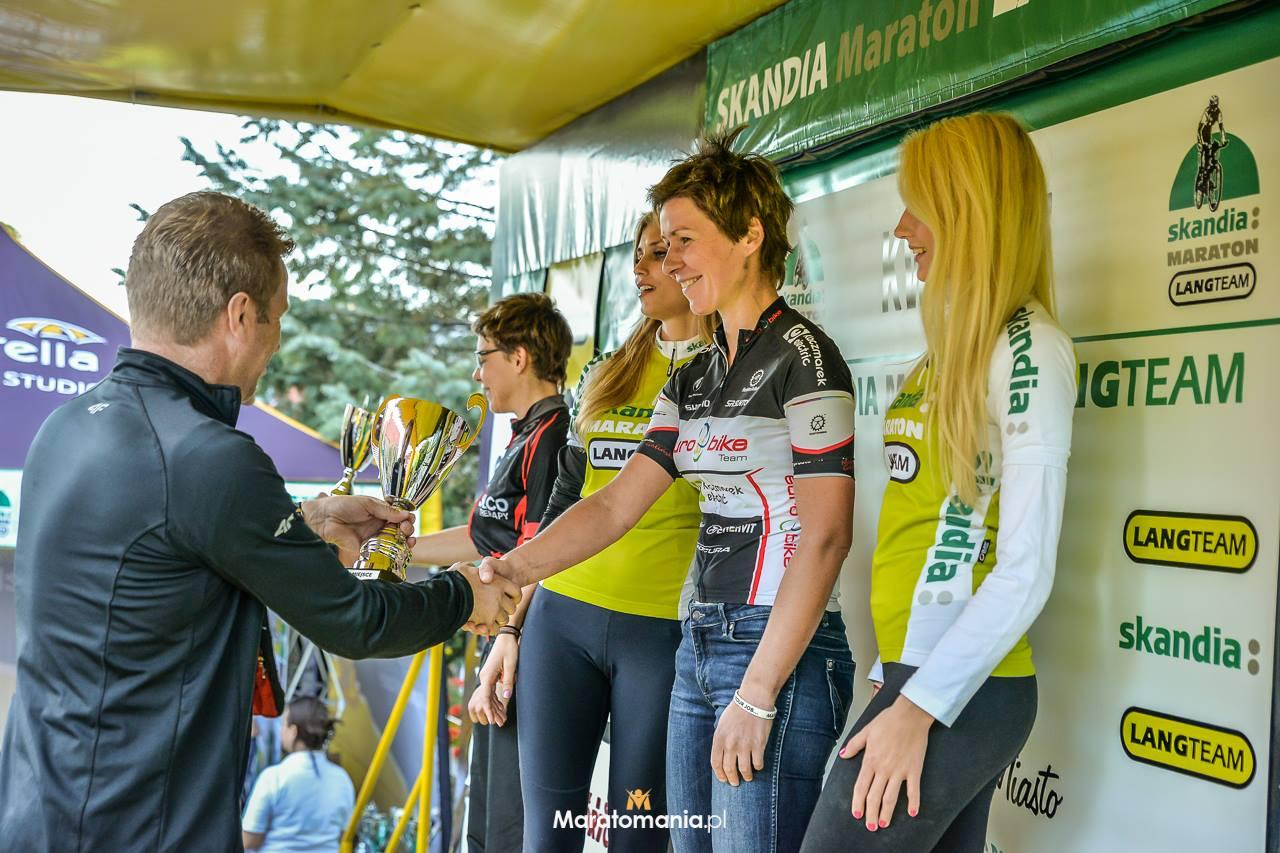 Magdalena Sadłecka (Euro Bike Kaczmarek Electric) – SMLT / Puchar Polski XCM – Kwidzyn