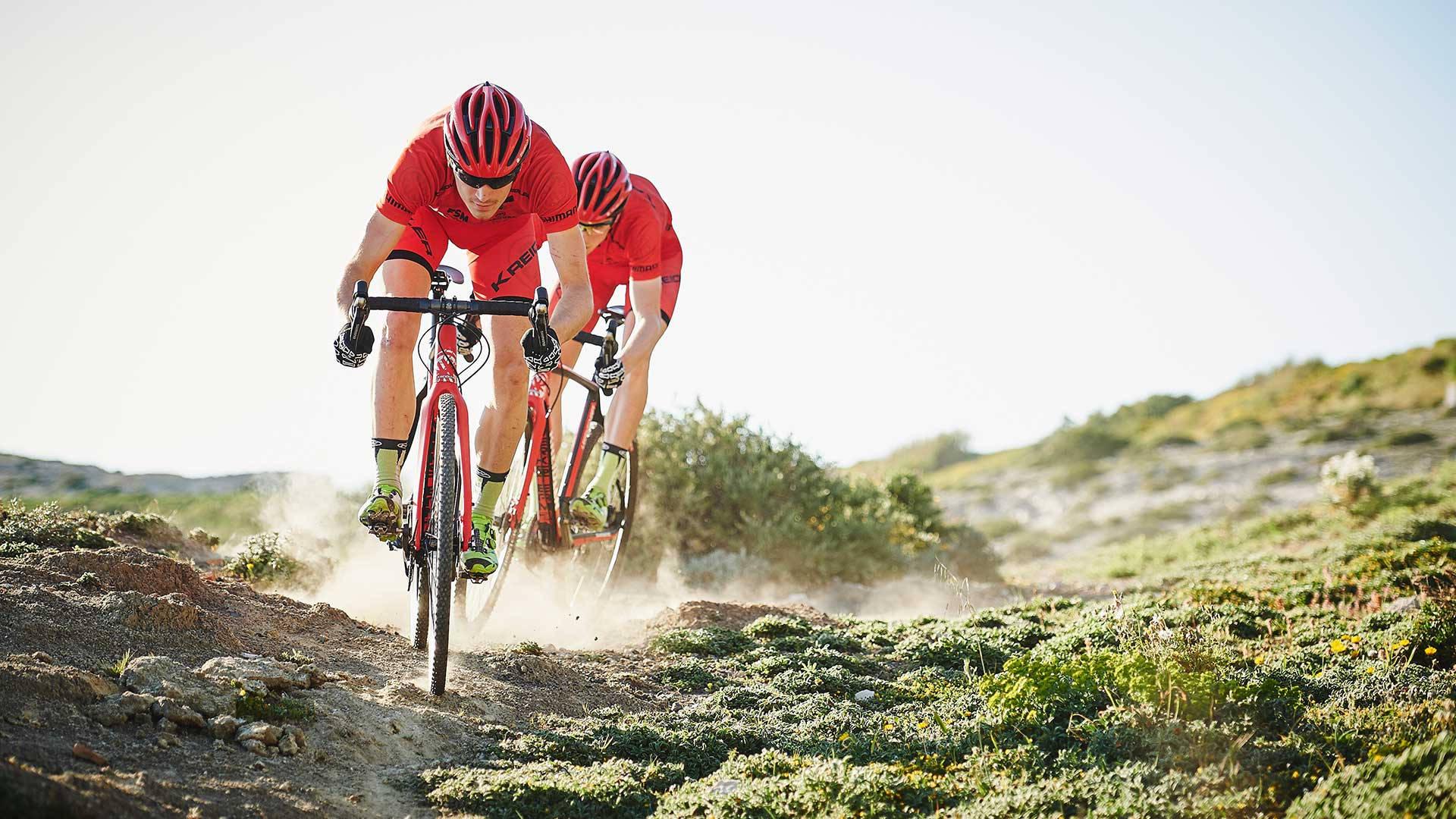 Pierwszy w historii rower przełajowy marki Kreidler [PR]