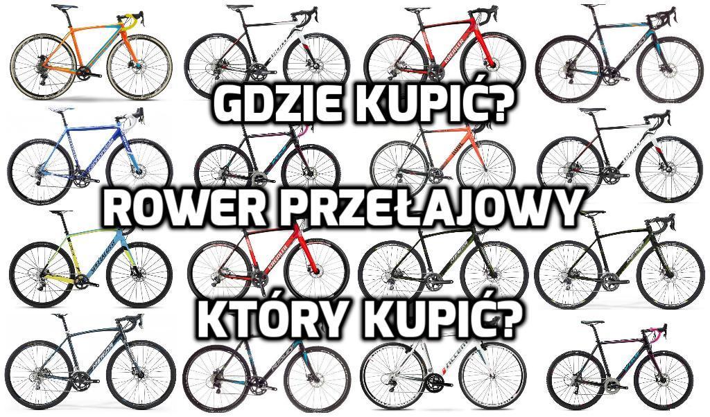 Gdzie kupić rower przełajowy?